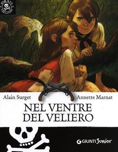 Libro Nel ventre del veliero Alain Surget 0