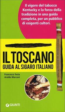 Osteriacasadimare.it Il Toscano. Guida al sigaro italiano Image