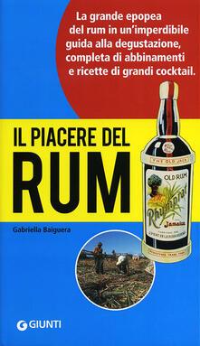Osteriacasadimare.it Il piacere del rum Image