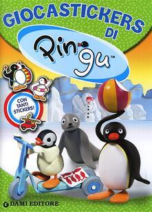 Listadelpopolo.it Giocastickers di Pingu. Con adesivi. Ediz. illustrata Image