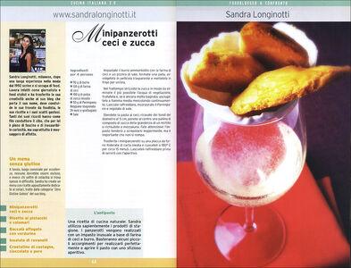 Foto Cover di Cucina italiana 2.0. Dal web ai fornelli in 100 ricette, Libro di Roberta D'Ancona, edito da Giunti Editore 1