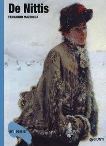Foto Cover di De Nittis, Libro di Fernando Mazzocca, edito da Giunti Editore