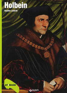 Holbein. Ediz. illustrata - Mauro Zanchi - copertina