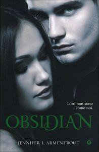 Libro Obsidian Jennifer L. Armentrout