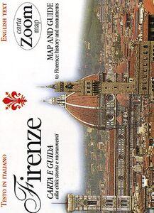 Libro Firenze. Carta e guida alla città: storia e monumenti