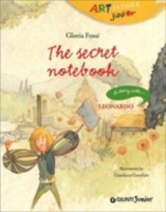 Libro The secret notebook. A story with... Leonardo Gloria Fossi