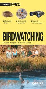 Libro Birdwatching Luciano Ruggieri , Gianni Conca