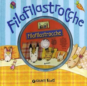 Filastrocche. Con CD Audio