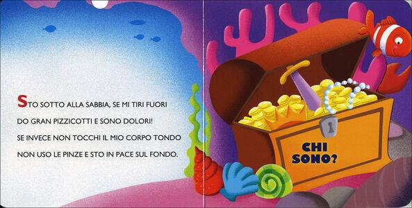 Foto Cover di Gli animali del mare, Libro di Roberto Morgese,Barbara Bongini, edito da Giunti Kids 1
