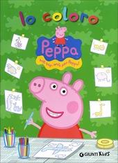 Io coloro Peppa. Hip hip urrà per Peppa!