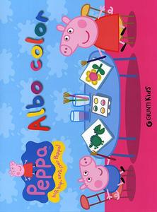 Libro Albo color. Peppa Pig. Hip hip urrà per Peppa! Silvia D'Achille