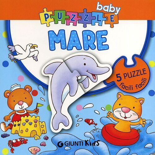 Mare. Libro puzzle