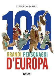 Voluntariadobaleares2014.es 100 grandi personaggi d'Europa Image