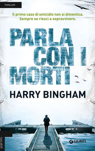 Libro Parla con i morti Harry Bingham