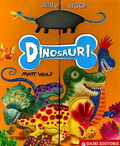 Libro I dinosauri Anna Casalis