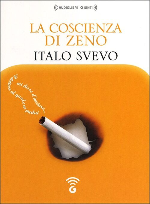 La coscienza di Zeno letto da Moro Silo. Audiolibro. CD Audio formato MP3