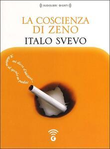 Amatigota.it La coscienza di Zeno letto da Moro Silo. Audiolibro. CD Audio formato MP3 Image