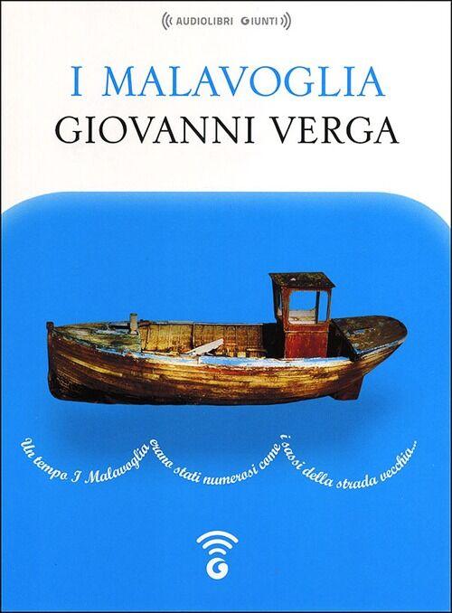 I Malavoglia letto da Giancarlo Previati. Audiolibro. CD Audio formato MP3