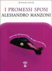 I promessi sposi letto da Moro Silo. Audiolibro. CD Audio formato MP3.pdf