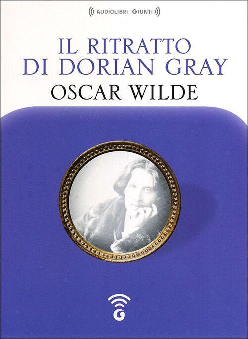 Il ritratto di Dorian Gray letto da Luigi Marangoni. Audiolibro. CD Audio formato MP3