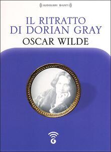 Antondemarirreguera.es Il ritratto di Dorian Gray letto da Luigi Marangoni. Audiolibro. CD Audio formato MP3 Image