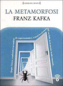Foto Cover di La metamorfosi letto da Moro Silo. Audiolibro. CD Audio formato MP3, Libro di Franz Kafka, edito da Giunti Editore