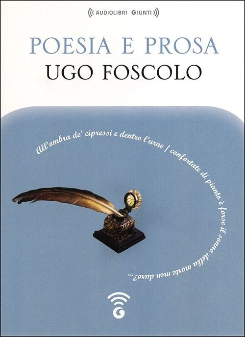 Poesia e prosa letto da Moro Silo, Stefania Pimazzoni, Claudio Carini, Iacopo Vettori. Audiolibro. CD Audio formato MP3