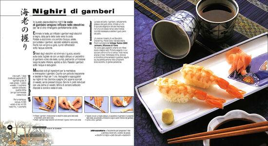 Foto Cover di Sushi sashimi. L'arte della cucina Giapponese, Libro di Rosalba Gioffrè,Kuroda Keisuke, edito da Giunti Editore 1