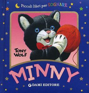 Libro Minny Anna Casalis , Tony Wolf 0