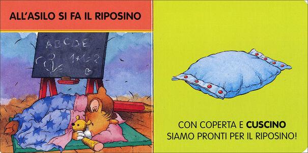 Foto Cover di Topo Tip. Tutti all'asilo!, Libro di Marco Campanella, edito da Dami Editore 1