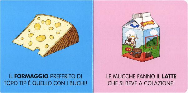 Foto Cover di Topo Tip. Viva la pappa!, Libro di Marco Campanella, edito da Dami Editore 1