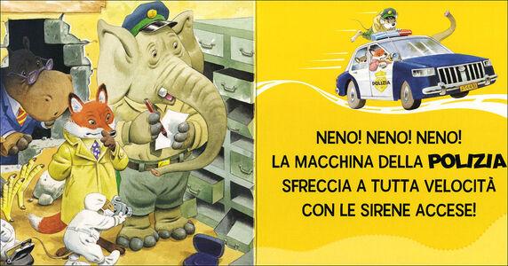 Foto Cover di Arriva la polizia!, Libro di Martina Boschi, edito da Dami Editore 1