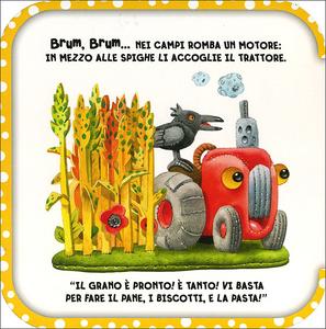 Libro Brum Brum alla fattoria Anna Casalis 1