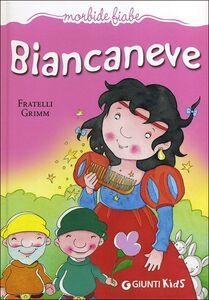 Foto Cover di Biancaneve, Libro di Jacob Grimm,Wilhelm Grimm, edito da Giunti Kids 0