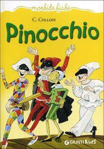 Foto Cover di Pinocchio, Libro di Carlo Collodi, edito da Giunti Kids 0
