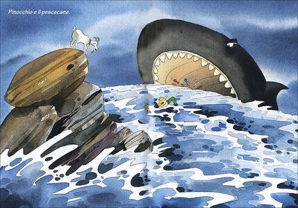 Foto Cover di Pinocchio, Libro di Carlo Collodi, edito da Giunti Kids 1