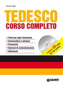 Camfeed.it Tedesco. Corso completo. Con CD Audio Image