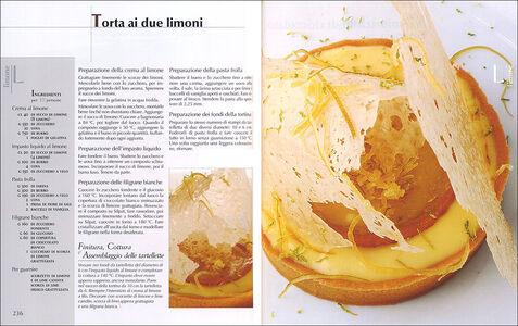 Foto Cover di Il grande libro di cucina di Alain Ducasse. Dessert, Libro di Robert Frédéric, edito da Giunti Editore 1