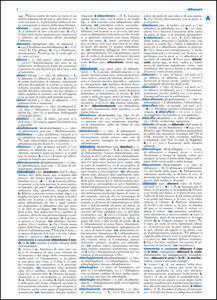 Libro Treccani 2014 dizionario della lingua italiana  1