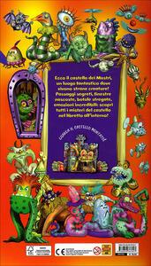 Il castello dei mostri. Libro pop-up - Dario Cestaro - 2