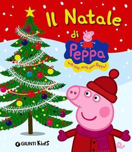 Foto Cover di Il Natale di Peppa Pig, Libro di Silvia D'Achille, edito da Giunti Kids