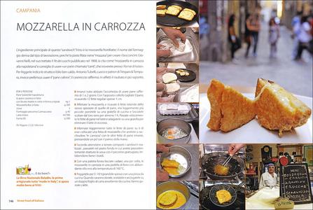 Libro Street food all'italiana. Il cibo di strada da leccarsi le dita Clara Padovani , Gigi Padovani 1