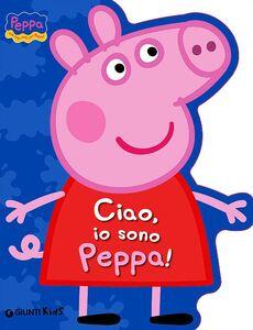 Libro Ciao, io sono Peppa! Silvia D'Achille