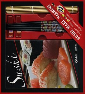 Libro Sushi, maki e sashimi. Con gadget