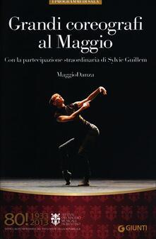 Aboutschuster.de Grandi coreografi al Maggio. Maggiodanza. 80° Festival del Maggio Musicale Fiorentino Image