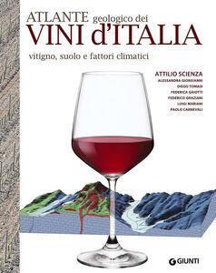 Libro Atlante geologico dei vini d'Italia  0