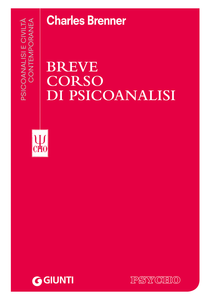 Libro Breve corso di psicoanalisi Charles Brenner