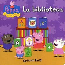 La biblioteca. Peppa Pig. Hip hip urrà per Peppa!.pdf