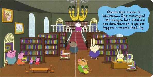 Libro La biblioteca Silvia D'Achille 1