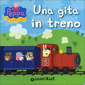 Libro Una gita in treno Silvia D'Achille 0